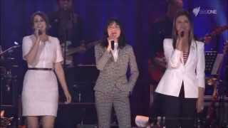 """""""Love Is In The Air"""" Sung Multi-Lingual by Julia Zemiro, Isabella Manfredi & Gossling"""
