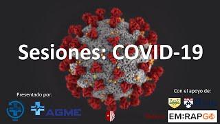 Sesiones: COVID-19