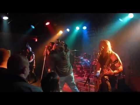 Saints of Rebellion (SOR) - New American Dream at JB McGinnes in New Castle, DE 3/8/14
