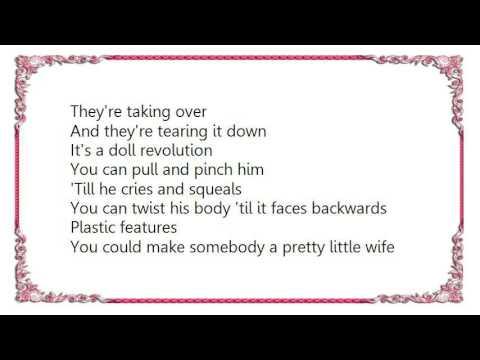 Bangles - Tear Off Your Own Head It's a Doll Revolution Lyrics