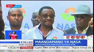 Muungano wa NASA wafanya maandamano jijini Nairobi na Mombasa