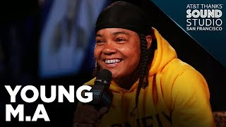 Young M.A talks 'PettyWap' Video, New Album Rumors, and Who's in Her DMs