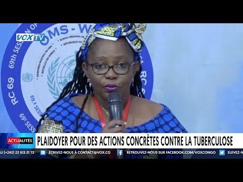 Plaidoyer pour des actions concrètes contre la tuberculose Plaidoyer pour des actions concrètes contre la tuberculose