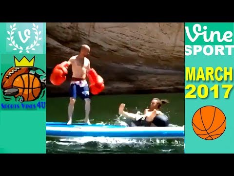 Best Sports Vines of MARCH 2017 - WEEK #4