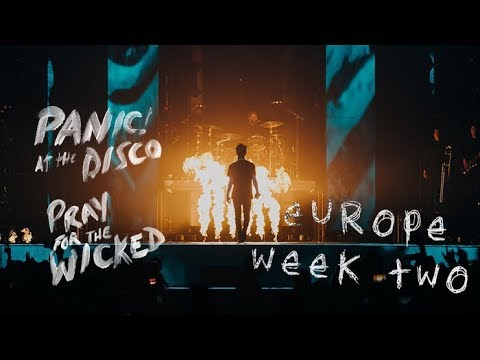 Panic! At The Disco - Pray For The Wicked Tour (Europe Week 2 Recap) - Panic! At The Disco