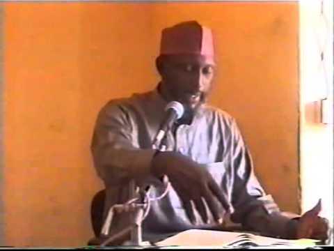 Sheikh Awwal Albany Zaria (Gaskiya)