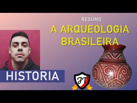 Impressionantes descobertas da arqueologia brasileira