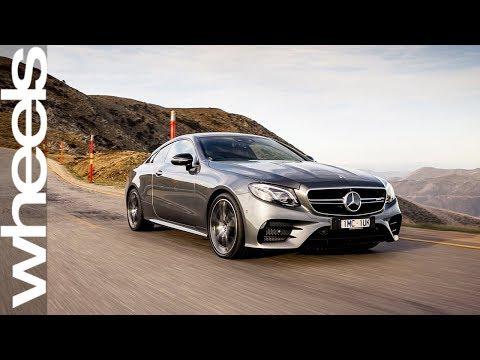 2019 Mercedes-AMG E53 Coupe review: Car vs Road | Wheels Australia