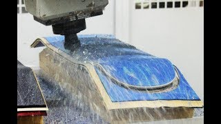 HOW TO MAKE SKATEBOARDS | Full Production