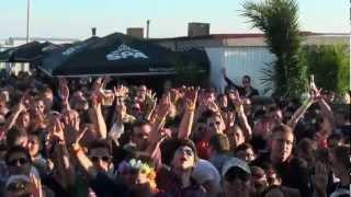 The Thrillseekers playing Chicane - Autumn Tactics @ Luminosity Beach Festival 2012 Part 1