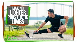 Why Do Prosthetic Limbs Feel Way Heavier Than Biological Ones? - Video Youtube
