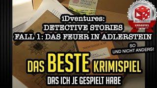 iDventure Detective Stories: Das Feuer in Adlerstein - Das beste Krimispiel das ich je gespielt habe