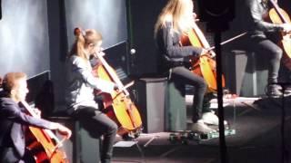 Apocalyptica - Welcome Home (Sanitarium) (live, Warszawa)