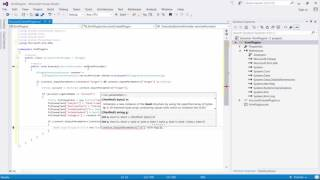 Dynamics CRM 2016 - Plug-in development
