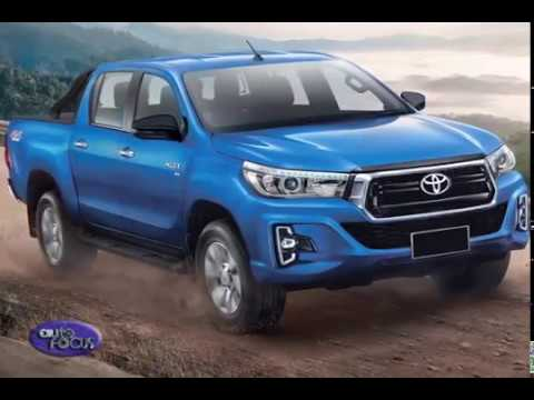 Toyota Thanksgiving And Preview Of Hilux Conquest   Special Feature