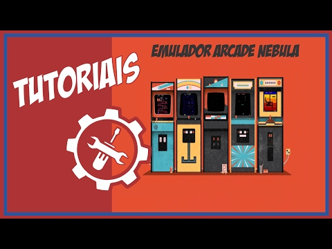 Emulador de Arcade - Nebula - Para PC -2017