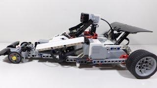 lego mindstorms ev3 race car building instructions - 免费在线视频最