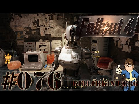 Fallout 4 #076 - Killerinstinkt ★ Let's Play Fallout 4 [HD|60FPS]