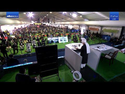 Blessings of Allah & Progress of Islam Ahmadiyya 2020-2021 - Jalsa Salana UK 2021