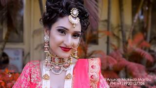 Amrapali Look ,by Anurag Makeup Mantra  Start Makeup Diploma Class 5th June Call Rohit 9920127706