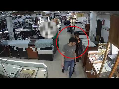 Հափշտակություն ոսկու տաղավարից.  (տեսանյութ)