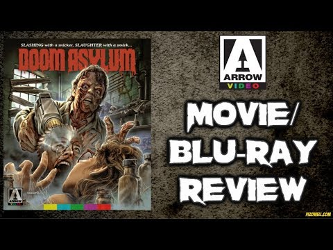 DOOM ASYLUM (1987) – Movie/Blu-ray Review (Arrow Video)