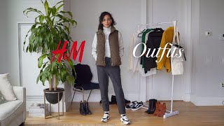 9 H&M Outfits For Fall   Sharlene Radlein