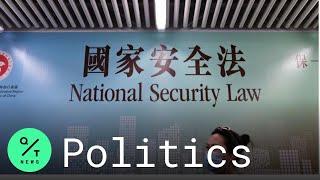 4 Hong Kong ActivistsArrestedin Latest Use Of Security Law