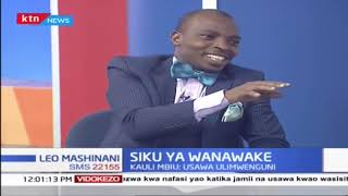 Umuhimu wa Siku ya wanawake katika swala la uongozi