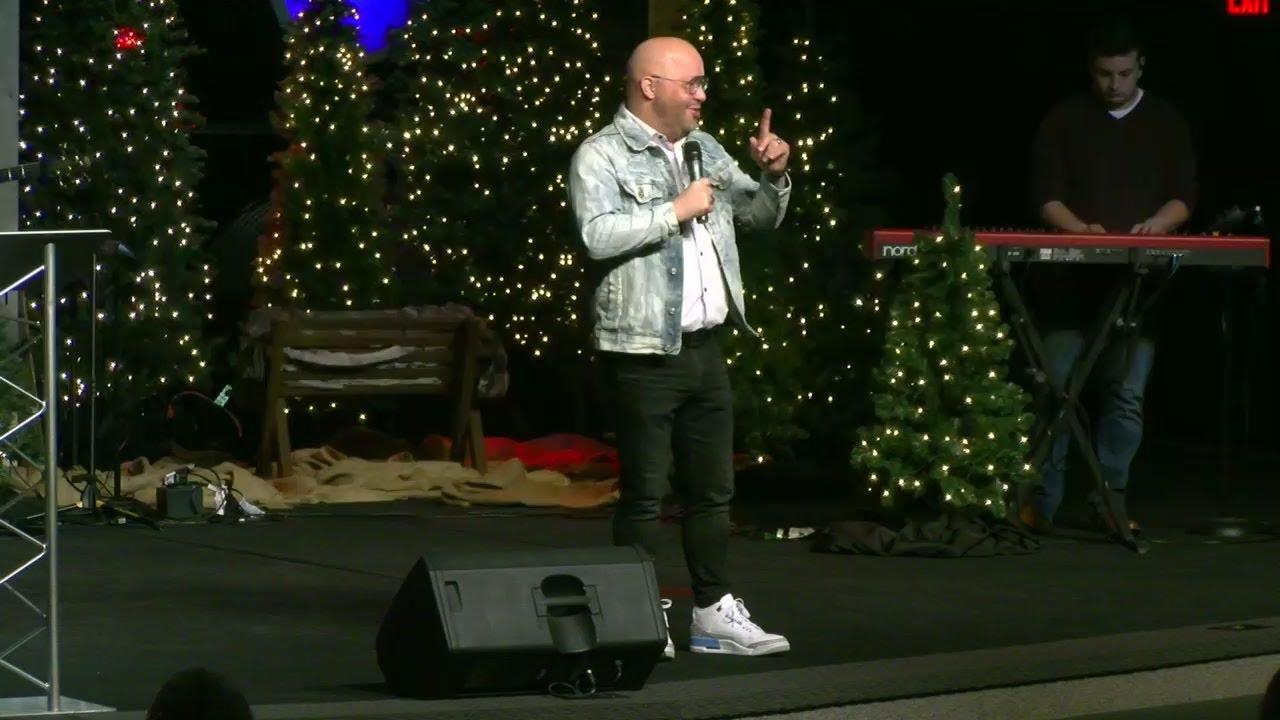 "12/27/20 AM – Dr. Luke Holter – ""Hosting God"""