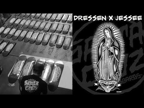 How Eric Dressen met Jason Jessee