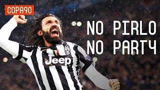 No Pirlo No Party | The End of a Football Genius