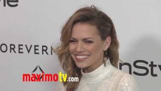 Бетани Джой Галеотти, Bethany Joy Galeotti at Forevermark And InStyle Golden Globes 2012 Event EXCLUSIVE