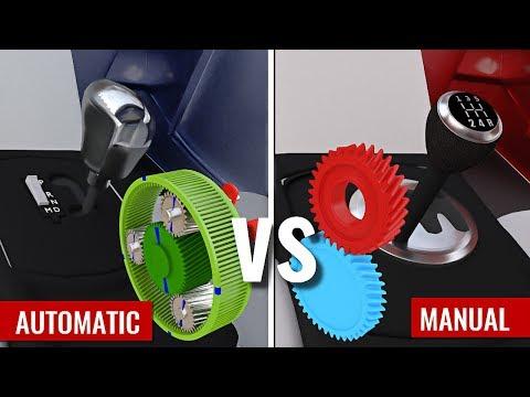Otomatik Vites ve Manuel Vites Arasındaki Farklar