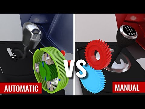 Watch Automatic vs. Manual Transmission