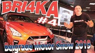 2019 International Motor Show Belgrade   EP4 Beogradski Sajam