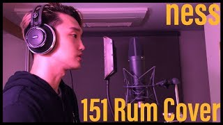J.I.D   151 Rum (cover By Ness)