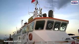 Khám Phá Tàu Bảo Vệ Bờ Biển Của Biên Phòng Cửa Hội