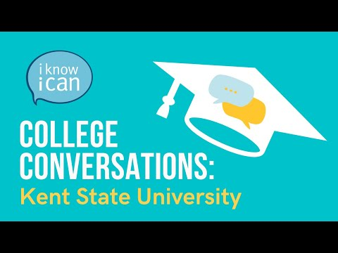 College Conversations: Kent State