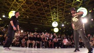 CGEO vs GUCCHON @ POPPING FOREVER JAPAN 2016 BEST 6 BATTLE