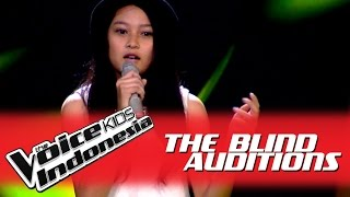 "Sosila ""Takkan Pernah Ada"" I The Blind Auditions I The Voice Kids Indonesia GlobalTV 2016"