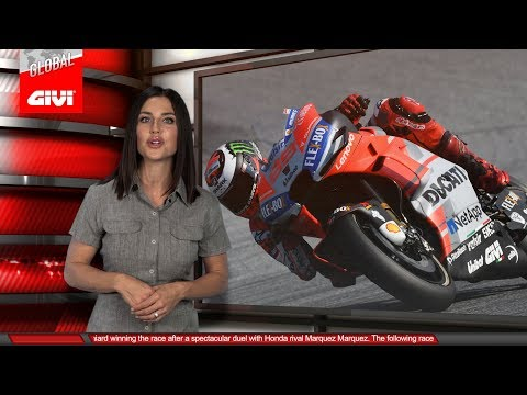 Welcome to GIVI GLOBAL, where we bring you the latest GiVI news from around the world.