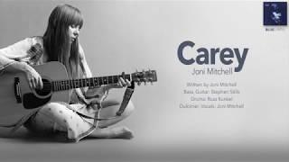 Carey - Joni Mitchell