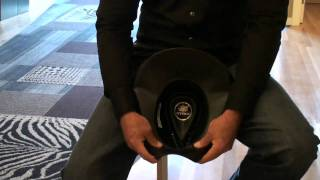 Trace Adkins Teaches You How To Fold His Cowboy Hat