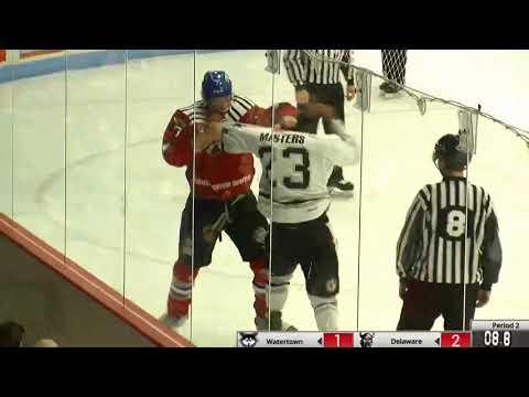 Justin Coachman vs. Eric Masters
