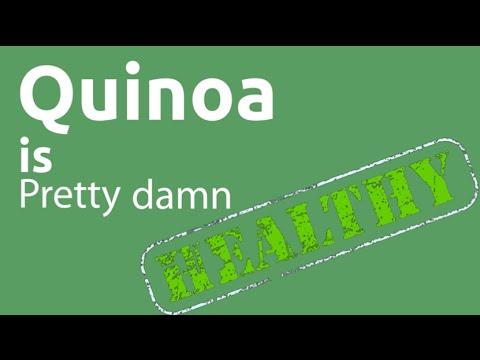Video The top 5 health benefits of Quinoa | Quinoa - health benefits