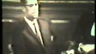 Malcolm X - By Any Means Necessary (1964)