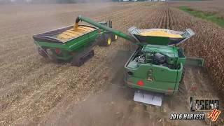 Legend Ag 2016 Harvest