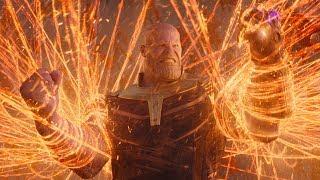 5 Avengers Infinity War BLU-RAY BONUS Clips & Scenes