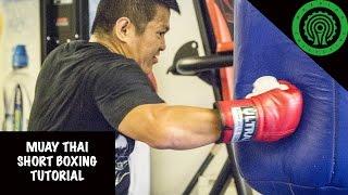 Muay Thai Short Boxing Tutorial